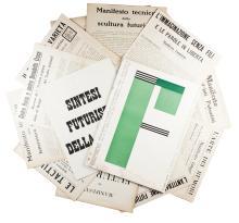 Graphicus. Rivista mensile di tecnica ed estetica grafica. Numero 5 Anno XXXII. Roma: Arti Grafiche Trinacria, 1942.