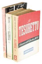 Il Tesoretto. Almanacco delle Lettere e delle Arti 1940. Milano: Edizioni Primi Piani, 1939.