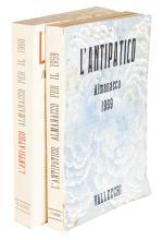 L'Antipatico. Almanacco 1959. Firenze: Vallecchi, 1958.