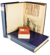Primato. Lettere ed Arti d'Italia (-tutto il pubblicato). Milano: Anonima periodici italiani, 1940-1943.