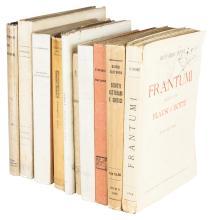 Boine Giovanni, Frantumi seguiti da Plausi e Botte. Firenze: Libreria della Voce, 1918.