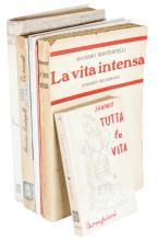 Bontempelli Massimo, La vita intensa. Firenze: Vallecchi, [1920].