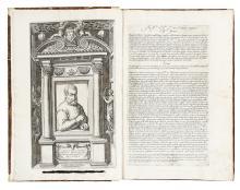 ANTONIO LABACCO Appartenente a L/'architettura Nel qual si figurano Roma 1650
