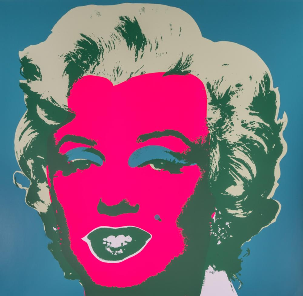 Andy Warhol [after], Marilyn Monroe 11.30.