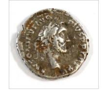 Ancient Rome 138-161 A.D. Antoninus Pius Silver Denarius