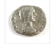 Ancient Rome 194-211 A.D. Julia Domna Silver Denarius
