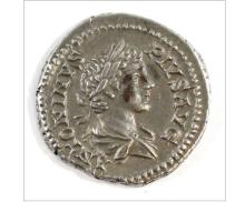Ancient Rome 204 A.D. Caracalla Silver Denarius