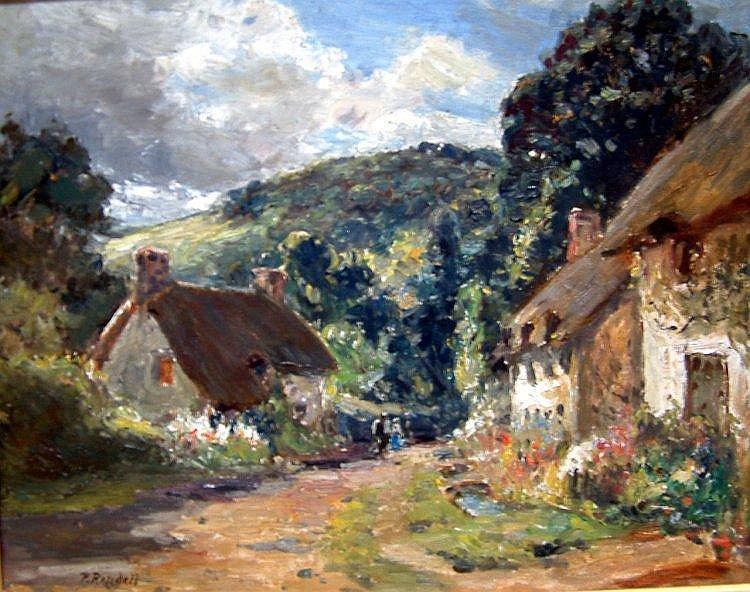 *Joseph Frederick Percy Rendell (British 1872-1955)
