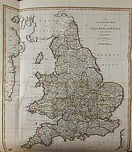 CAMDEN, WILLIAM - BRITANNIA OR CHRONOGRAPHICAL DESCRIPTION OF THE FLOURISHING KINDOMS OF ENGLAND, SCOTLAND AND IRELAND,