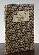 RICKWARD, EDGELL - BEHIND THE EYES,