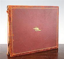 A rare Arsenal Football Club presentation book,