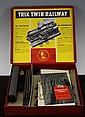 A Trix Twin 4-4-0 BR 62750 train set,