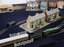 A Hornby OO gauge Flying Scotsman electric train set, R1039,