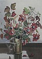 Eric Slater (1896-?) An Autumn Posy, 12 x 9in., Eric Slater, Click for value