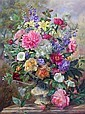Albert Williams (1922-2010) The Flowers of Glorious June, 30 x 24in., Albert Williams, Click for value