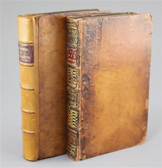 [Young, Arthur] - Rural Oeconomy: or, Essays on the Practical Parts of the Husbandry, 2nd edition,