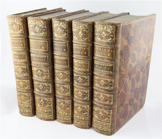 Brisson, Mathurin Jacques - Ornithologie,