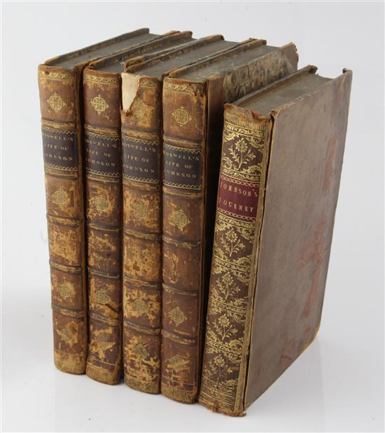 Johnson, Samuel - A Journey to the Western Isles of Scotland,