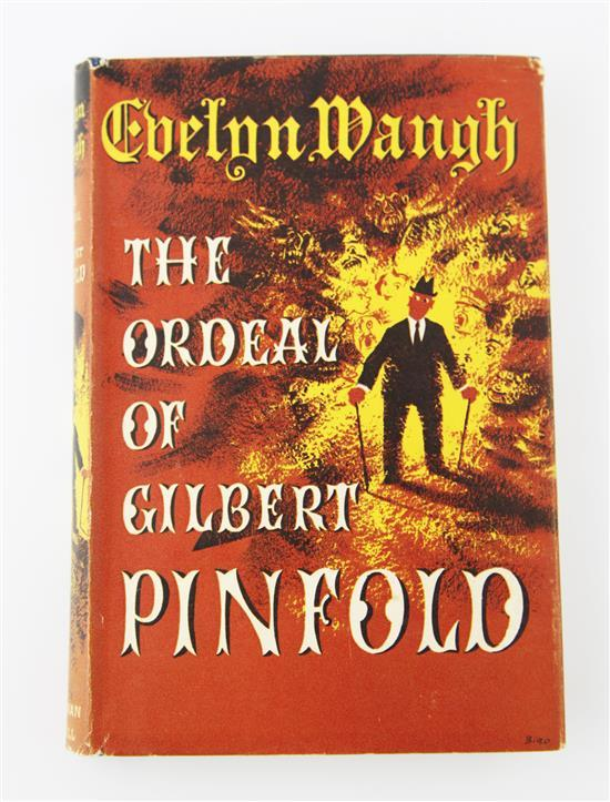 Waugh, Evelyn - The Ordeal of Gilbert Pinfold,