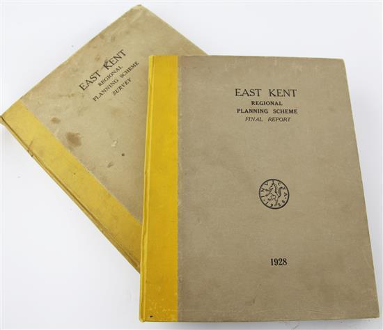 Abercrombie, P and Archibald, J - East Kent Regional Planning Scheme,