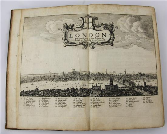 Howell, James - Londinopolis; An Historicall Discourse or Perlustration of the City of London,
