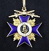 A Bavarian Military Order of Merit,