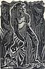 John Austen (1886-1948) Bacchus all unframed