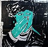 § Bruce McLean (1944-) 'The Accent, The Choices' 54 x 54.5in.