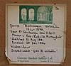 George Buchanan Wollaston (1814-1899) Saddleback and Low Nest Farm near Ambleside and A view of Edinburgh 10 x 14in.