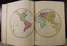 A General Atlas published by Robert Wilkinson 1792,