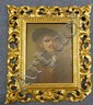 R. Paoletti After Rembrandt Self portrait, 8 x 6in., Rodolfo Paoletti, Click for value