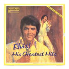Rare Original Vintage Elvis Album