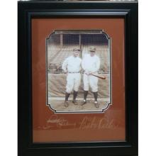 Ruth & Gehrig Engraved