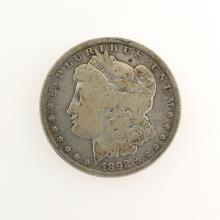 1892 Morgan Dollar Coin