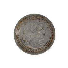 Rare 1893 Columbian Commemorative Half Dollar Coin