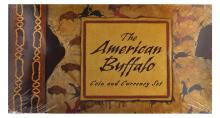 2001 U.S. Mint American Buffalo Coin And Currency Set (Unopen)