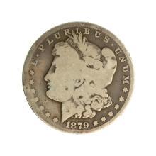 1879-CC Morgan Silver Dollar Coin