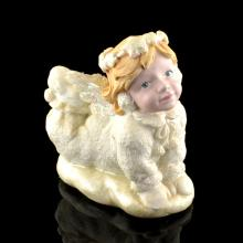 Very Ornate Gorgeous Figurine
