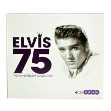 Elvis Presley 4 CD's  75th Anniversary Collection