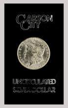 1884-CC Ucirculated Silver Dollar Coin