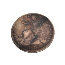1876 Trade Dollar Coin