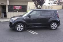 2014 Kia Soul Low Miles Factory Warranty NO BUYERS PREMIUM 4 Cylinder Engine, Power Windows, Power Locks, Clean Inside And Out. 45,859 Miles (Message From GAC CEO:  All Autos Have Been Completely Checked Out By Our Car Expert.  We Try Our Best To Tell You Exactly The Condition Of The Automobile.  Even Though Our Auction Is Set Up To Pay 19.5 % Buyers Premium On All Items, There Is No Buyer?s Premium On Any Auto Bought In The Auction.  Per California State DMV Laws All Cars Are Sold And Transferred Through California State Licensed Dealer, Exotic Wholesalers, Guaranteeing You A Clean Title On Your Auto.  Any Applicable Sales Tax Or DMV Registration Fees Will Be Applied To Your Purchase Price.  We Can Arrange Shipping Anywhere In The United States Or World Wide.  All Autos Ship From Southern California.  Buy A Great Automobile At The Right Price Through Www.Governmentauction.Com)