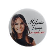 Rare Limited Edition Melania Trump For First Lady Button