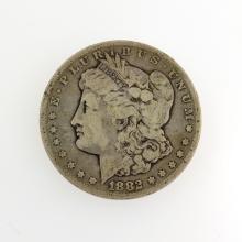1882-CC Morgan Silver Dollar Coin