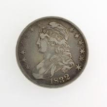 1832 Capped Bust Half Dollar Coin