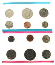 1979 United States Mint Uncirculated Set Coin