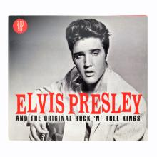 Elvis Presley 3 CD's Elvis And The Original Rock 'N' Roll Kings
