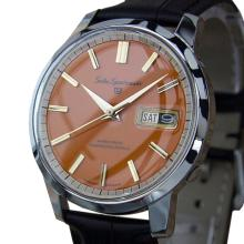 *Seiko Sportsmatic 1960s Vintage Automatic Day Date Made in Japan Date Watch (SI YY7)