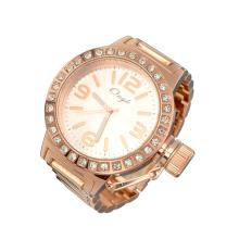 New Women's Onyk, Stainless Steel Back, Water Resistant, Quartz Movement, Metal Strap, Watch
