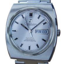 *Amazing Omega Constellation Automatic Stainless Steel Mens 1970s Dress watch (SI L86)
